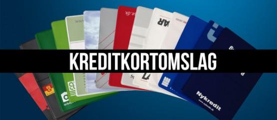 kreditkortomslag